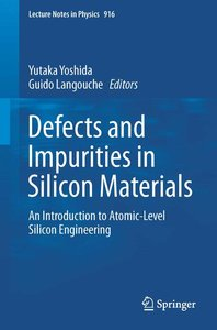Defects and Impurities in Silicon Materials