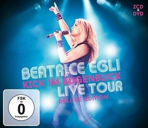 Kick Im Augenblick-Live Tour (Deluxe Edition)