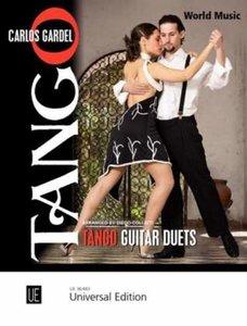 Tango Guitar Duets, für 2 Gitarren