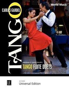 Tango Flute Duets, für 2 Flöten
