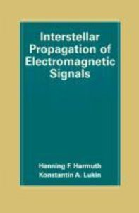 Interstellar Propagation of Electromagnetic Signals