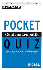 Pocket Quiz Gehirnakrobatik