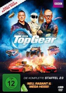 Top Gear - Die komplette Staffel 23 inkl. Extra Gear