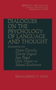 Dialogues on the Psychology of Language and Thought