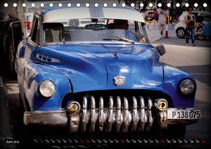 Auto-Legenden: Buick Roadmaster 1950 (Tischkalender 2019 DIN A5