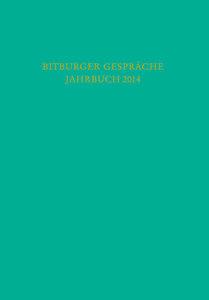 Bitburger Gespräche Jahrbuch 2014