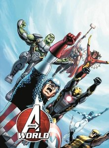 Avengers World Volume 1: A.i.m.pire