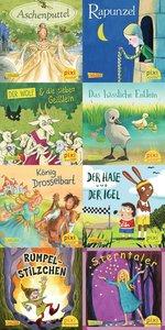 Pixi-Serie 264: Aus Pixis Märchenbuch (8x8 Exemplare)