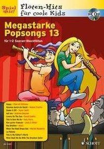 Megastarke Popsongs 13