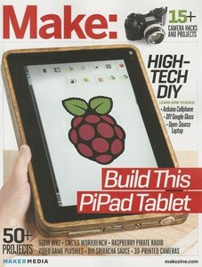 Make: Technology on Your Time Volume 38