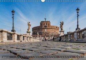 Ein Wochenende in Rom (Wandkalender 2019 DIN A3 quer)