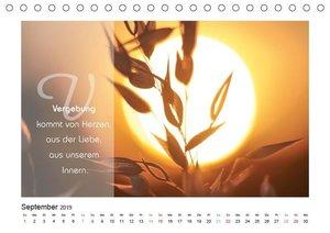 Kraft für Deine Seele (Tischkalender 2019 DIN A5 quer)