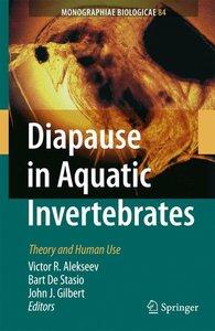 Diapause in Aquatic Invertebrates
