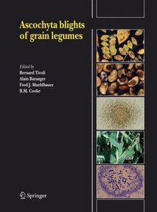 Ascochyta blights of grain legumes
