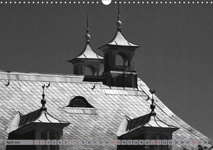 Dächer. Schutz, Gestaltung, Repräsentation (Wandkalender 2018 DI