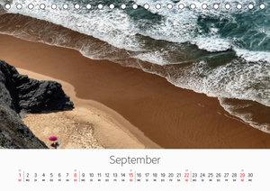 Portugal - wundervolle Natur (Tischkalender 2019 DIN A5 quer)