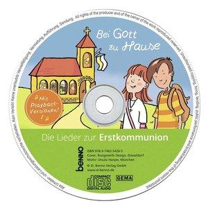 Bei Gott zu Hause, 1 Audio-CD