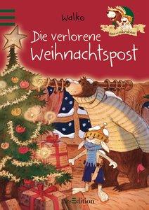 Hase & Holunderbär: Die verlorene Weihnachtspost