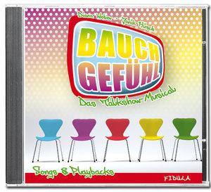 Bauchgefühl - CD