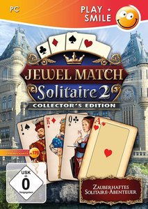 PLAY+SMILE: Jewel Match Solitaire 2 - Collectors Edition