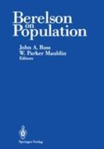 Berelson on Population