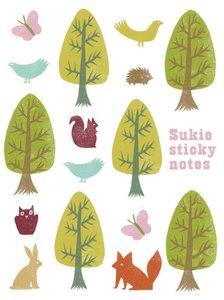 Sukie Sticky Notes