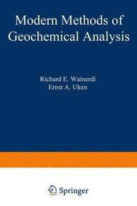 Modern Methods of Geochemical Analysis