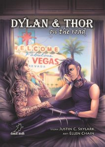 Dylan & Thor on the road