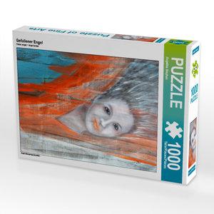 CALVENDO Puzzle Gefallener Engel 1000 Teile Lege-Größe 48 x 64 c