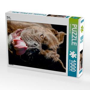 Nicci 1000 Teile Puzzle hoch