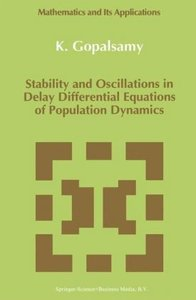 Stability and Oscillations in Delay Differential Equations of Po