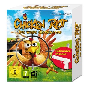 Chicken Riot Bundle (inkl. 1 Pistole)