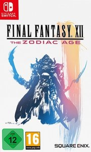 Final Fantasy XII - The Zodiac Age (Nintendo Switch)