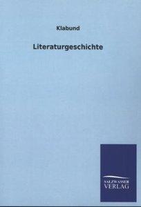 Literaturgeschichte