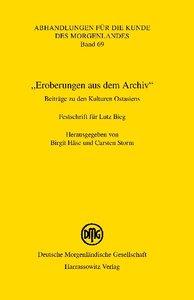 """""""Eroberungen aus dem Archiv"""""""