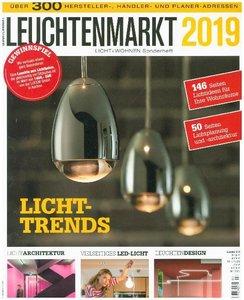 Licht + Wohnen Leuchtenmarkt 2019