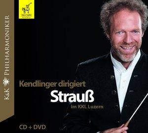 Kendlinger dirigiert Strauß im KKL Luzern