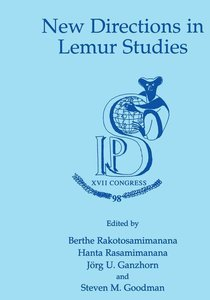 New Directions in Lemur Studies