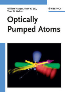 Optically Pumped Atoms