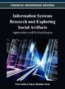 Information Systems Research and Exploring Social Artifacts: App