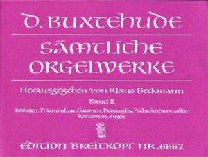 Sämtliche Orgelwerke. Bd.2