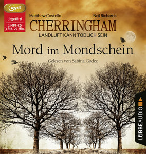 Cherringham - Mord im Mondschein, 1 Audio-CD, MP3 Format