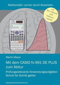 Mit dem CASIO fx-991DE PLUS zum Abitur