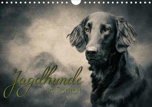 Jagdhunde im Portrait (Wandkalender 2020 DIN A4 quer)