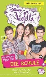 Disney Violetta - Disney Violettas Tipps für... Die Schule