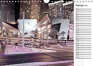 Las Vegas - Die bunte Welt der Casinos (Wandkalender 2019 DIN A4