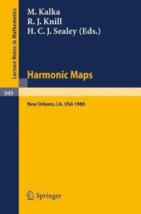 Harmonic Maps