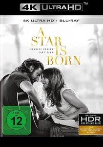 A Star Is Born (4K Ultra HD + Blu-ray) (2 Discs), 1 UHD-Blu-ray