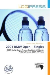 2001 BMW OPEN - SINGLES