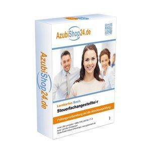 AzubiShop24.de Basis-Lernkarten Steuerfachangestellter / Steuerf